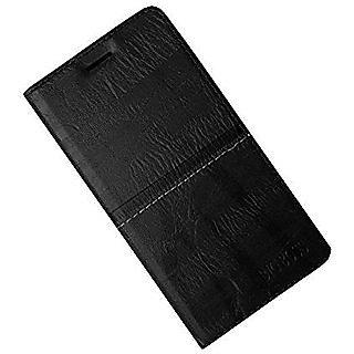 Redmi Note 6 Pro Black Flip Cover Standard Quality