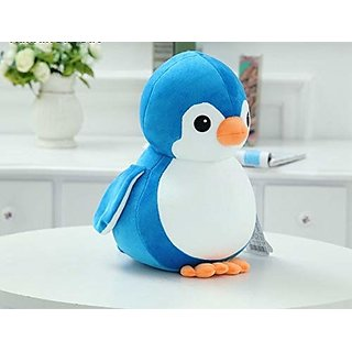 G.S. Exclusive Imported Kids Soft Toys Penguin ( White Blue )