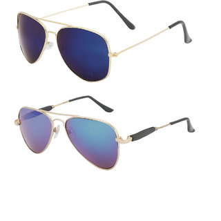 34120375ac Buy Amour Propre Aviator Sunglasses combo Online - Get 63% Off