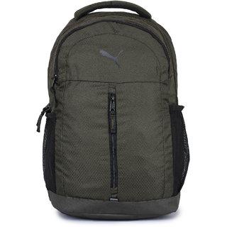 Puma Unisex Black Pals Backpack