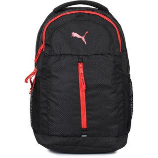Puma Unisex Black Pals IND Backpack