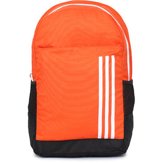 f6ca98e82a Buy Adidas Unisex Orange Classic 3S Bpl Backpack Online @ ₹1999 from  ShopClues