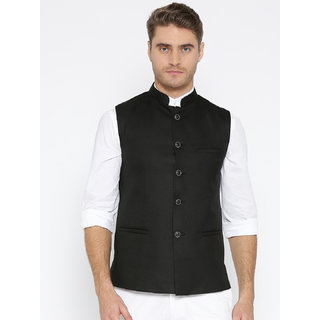 Routeen Mexican Tweed Nehru Jackets for Men
