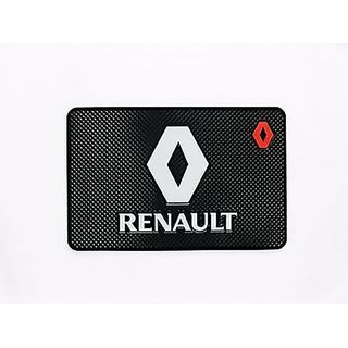 TFS Renault Anti Skid Car mat 1pc