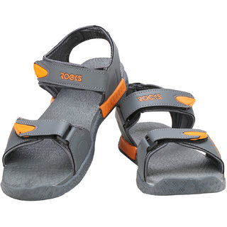 WELCOME Men Casual Grey Walking Sandal BOOMER101GREY