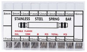DIY Crafts Watch wrist band spring bars strap link pins repair kit with watchmaker (360pcs)