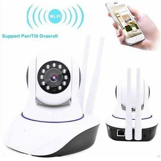 Hy Touch  home Security IP Camera Wireless Surveillance Camera Wifi 720P Night Vision Dual Antenna Support Wi-Fi Dome !