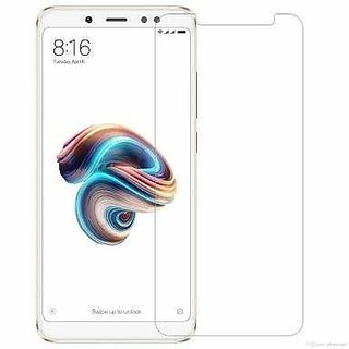 Redmi Note 5 Pro Unbreakable Screen Protector with Hammer Proof Protection Impossible Screen Guard Scratch Resistant