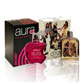 ARCHIES  PERFUME -CITYGANG  AURA (PACK OF 2)
