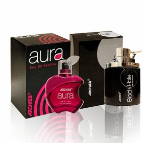ARCHIES  PERFUME - AURA  BLACK HOLE (PACK OF 2)