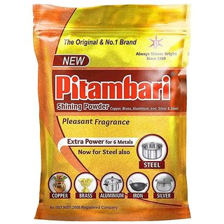 Pitambari shining powder -  pack of 4