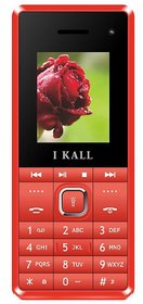 IKall K2180 Without Charger Dual Sim 18 Inch Display Selfie Camera 1000 Mah Battery Made In India