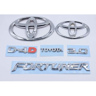 DaTeen Toyota Fortuner 3.0 D-4.D Emblem