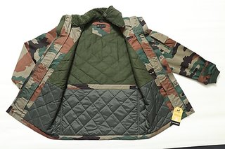 Men's Indian Army Bravo Jacket