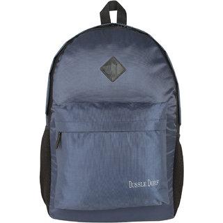 Dussledorf 25 Ltr Navy BluePolyester Laptop Backpack Withh Adjustabke Strap