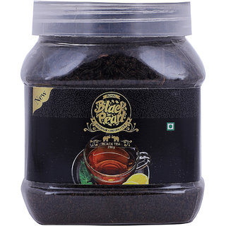 RBP Royal Black Pearl Original Assam Black Chai - CTC Black Tea (250 g, Plastic Bottle)
