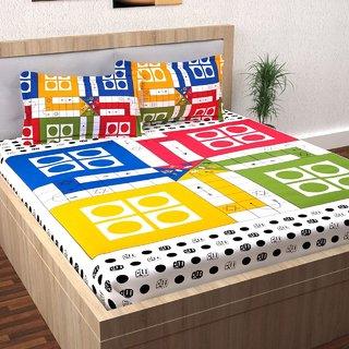 LUDO design double bedsheet