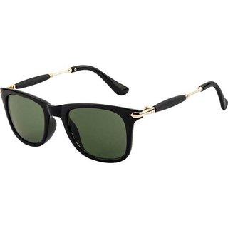 Adrian Wayfarer Sunglasses(Green)