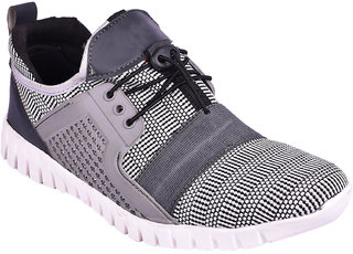 LishTree Men's Gray Outdoors Shoe