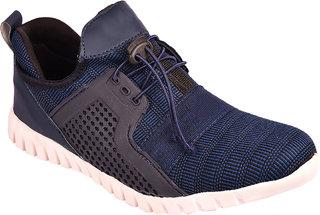 LishTree Men's Blue Outdoors Shoe