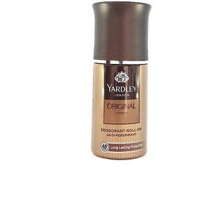 Wipro Yardley Gentleman Deodorant Roll-on for Men (50 ml)