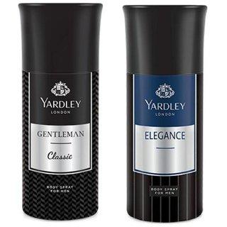 Yardley London English Rose Perfume And English Rose Refreshing Deo Combo Set - (For Woman)