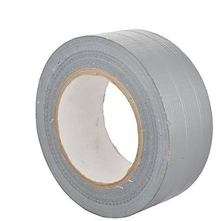 Duct Tape with 1 48mm x 50 Meter Brown Cello Tape Free  Packing Tape Grey Tape