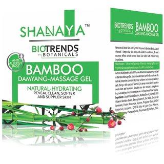 Shanaya Biotrends Botanicals Bamboo Damyang Massage Gel 100g