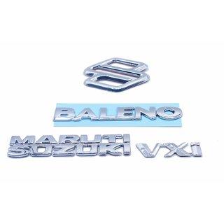 Baleno VXI Maruti Suzuki Emblem