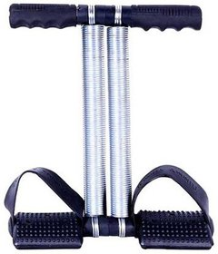 STAYFiT tummy trimmer Ab Exerciser  (Black)