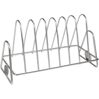 National Plate Stand S.S. Wire