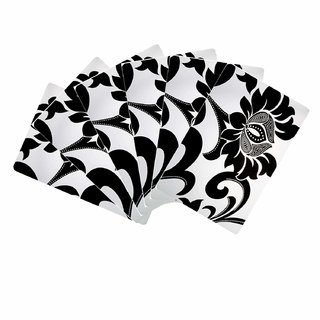 KHUSHI CREATION Plastic Mats for Fridge and Dinning Table  Set of 6 Floral Design