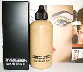 Imported Face and Body Liquid Foundation - 120ml