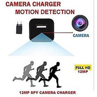 NEW 1080P 12MP Wall Hidden Camera (Black)