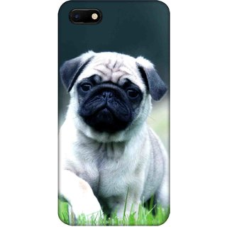 Digimate Printed Designer Soft Silicone TPU Mobile Back Case Cover For  Micromax Canvas 1 (2017)