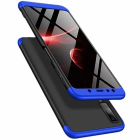 Samsung A7 2018 CASE 360 Full Protection Matte Comfortable Grip with Rugged Full Case Slim Fit Lightweight Galaxy A7 20