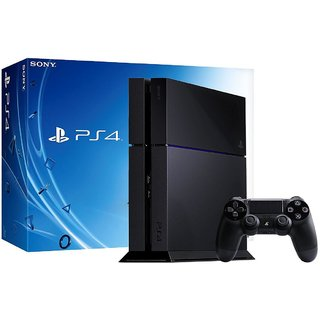 Playstation4 gaming console with 500 gb