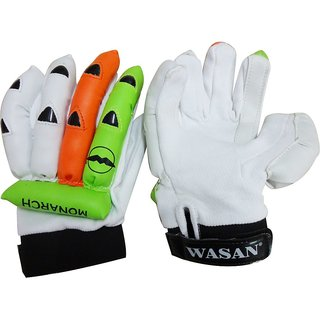 Wasan Cricket Batting Gloves Right Hand (5-8 Years)