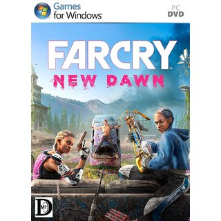 Far Cry New Dawn PC Game Offline Only