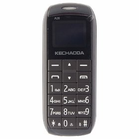 Kechaoda A26 Finger Sized/Bluetooth Dialer Phone /Dual SIM/ 0.66 inch Display,/800mAh Battery