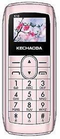 Kechaoda K10 Finger Size/Bluetooth Dialer Phone /Single SIM/ 0.66 inch Display,/300mAh Battery/ Wireless FM
