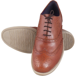Forever Leathers Men's Shoe