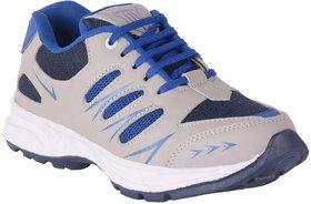 Goosebird Men Stylish Blue Sport Shoes