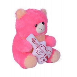 Teddy World Soft Stuff Pink Bonda Teddy Bear (1716)