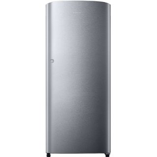 Samsung 192 L 3 Star Direct cool Single Door Refrigerator  RR19J20C3SE/RR19H10C3SE, Elective Silver