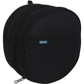 Traveldoo Folding Duffle bag (Medium) 18 Round Black