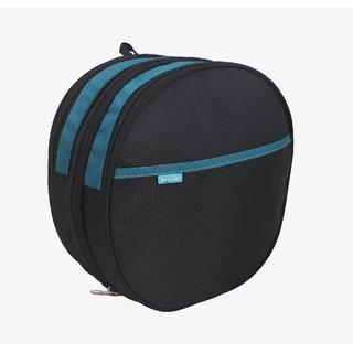 Traveldoo Folding Duffle bag (large) 22 Round Blue
