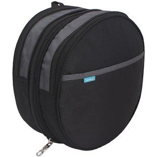 Traveldoo Folding Duffle bag (large) 22 Round Grey