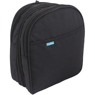 Traveldoo Folding Duffle bag (large) 22 Square Black