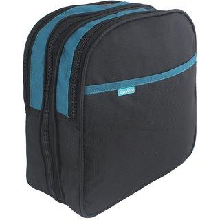 Traveldoo Folding Duffle bag (large) 22 Square Blue